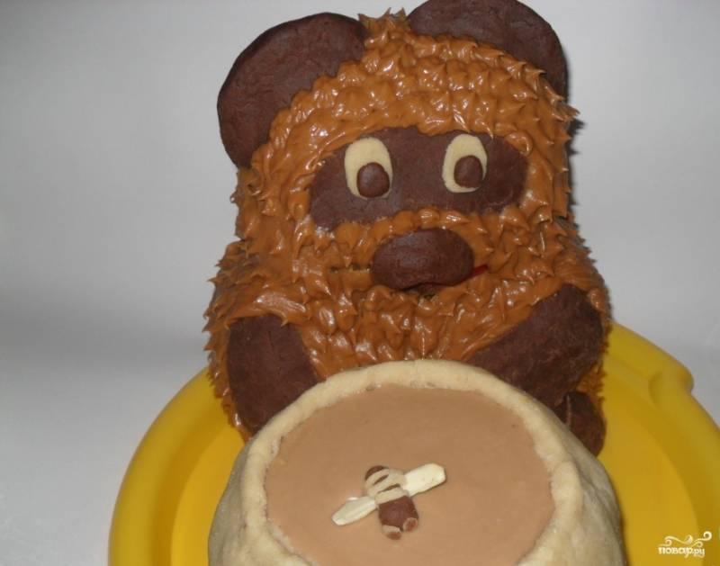 рецепт торта винипух фото иметь такой талисман