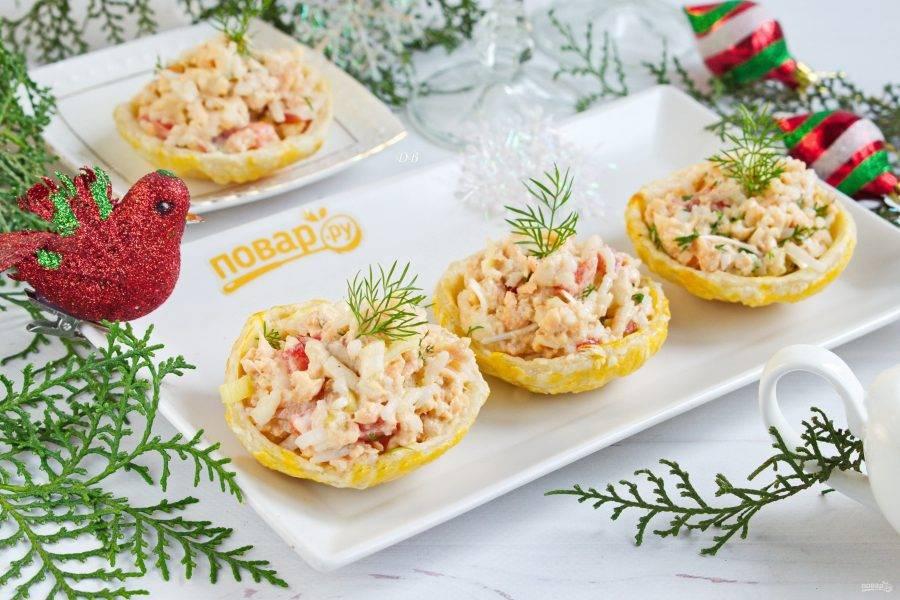 Топ-8 вкуснейших салатов для будней и праздника