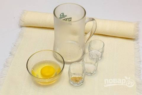 Все продукты должны быть охлажденными! Масло должно быть без запаха, можно смешать подсолнечное и оливковое.