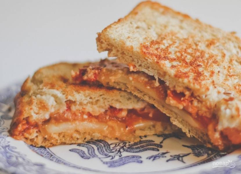 Сэндвич-лазанья