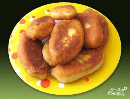Пирожки на кефире без дрожжей