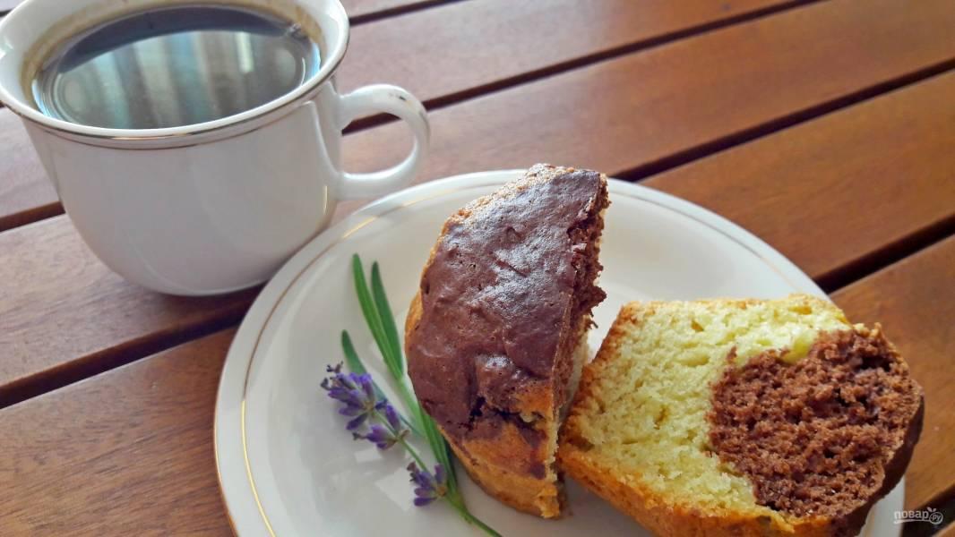 Простые вкусные кексы