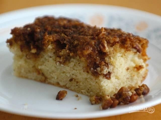 """Ореховый торт """"Пекан"""""""