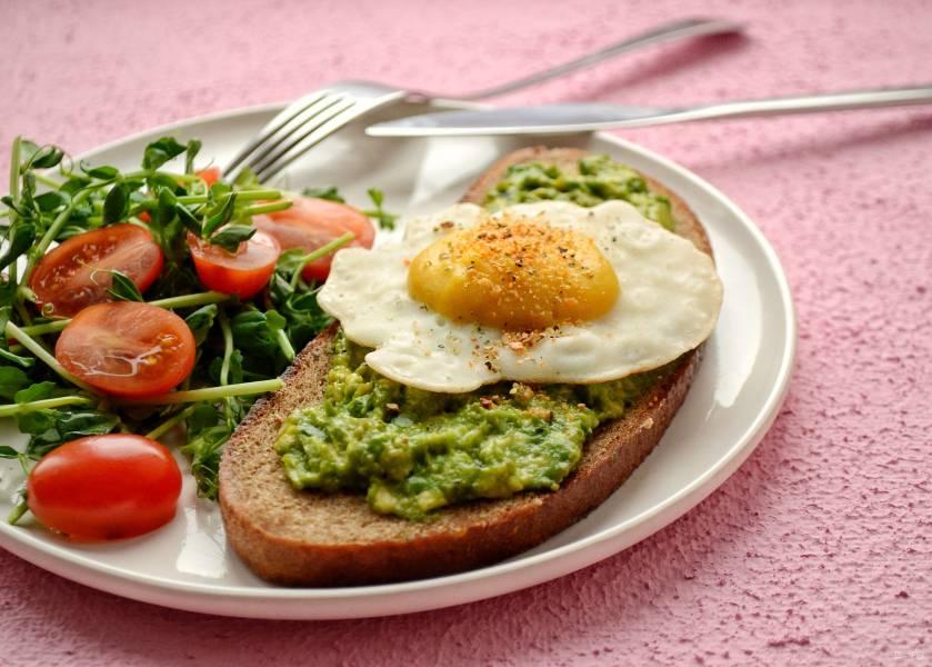 Завтрак в пост рецепты с фото простые трубы