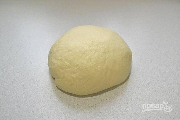 5. Тесто готово.