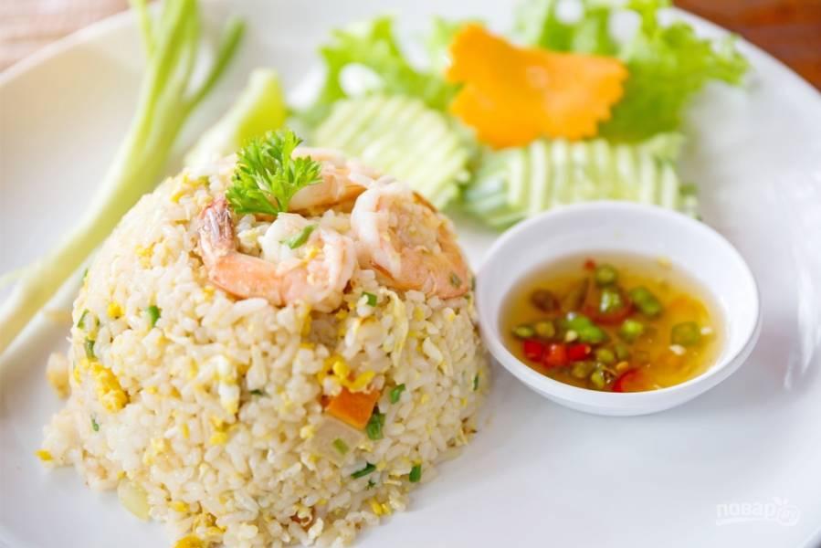 Как готовить пропаренный рис (плюс рецепты салатов с рисом)