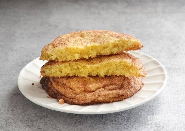 Очень простое печенье