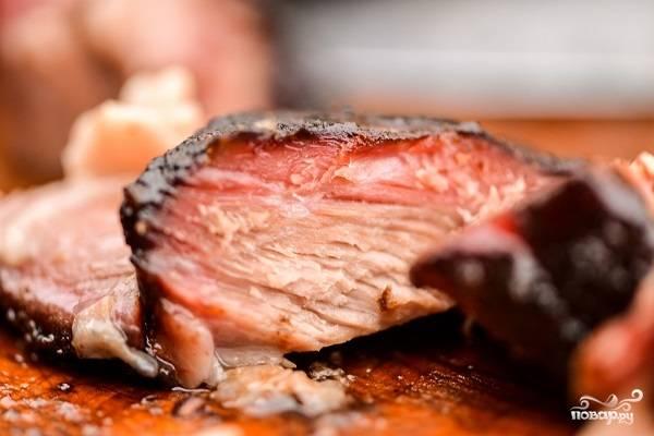 Быстрый маринад для свинины