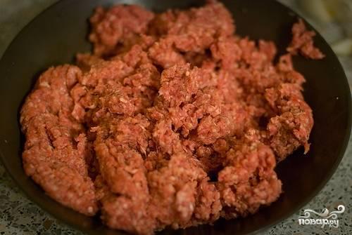 Фарш для этого блюда можете взять любой, только не очень сухой. Лично я всегда делаю смесь свиного и говяжьего - самое лучшее для меня сочетание.