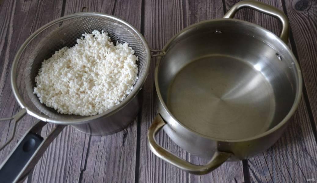 Рисовый отвар для похудения правила