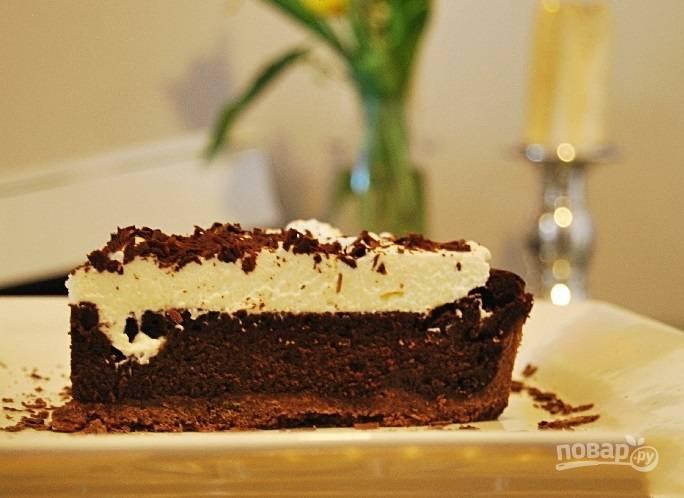 Шоколадный пирог по-миссисипски