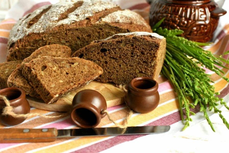 Тогда вкус хлеба раскроется полностью.