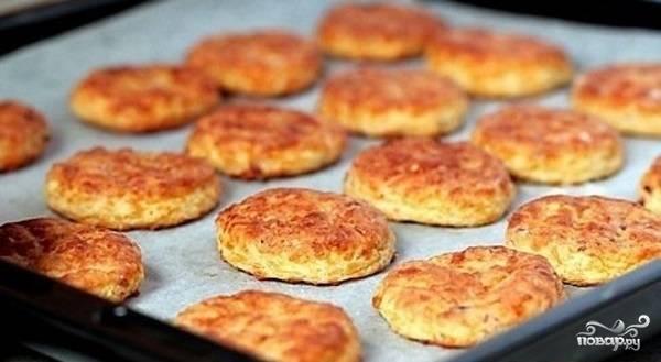 Печенье с сулугуни