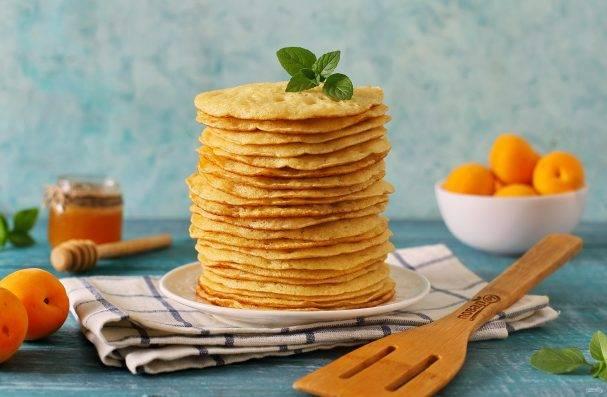 Масленица: 7 рецептов блинов на каждый день