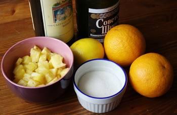1. Пунши пришли к нам из древнеиндийского языка, когда напиток прибыл из Европы в Индию. Сегодня рецептов приготовления пуншей бесчисленное количество.