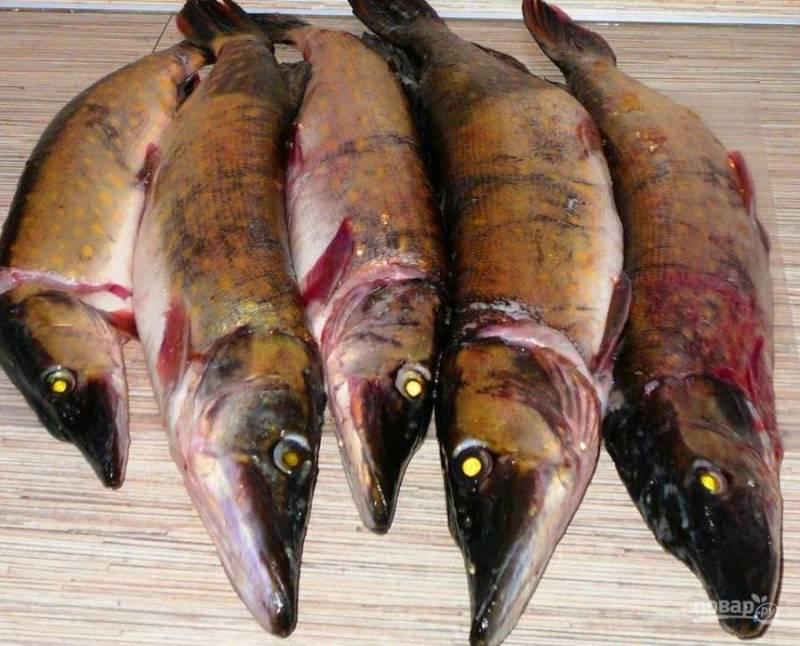 Прежде всего подготовьте рыбу. Очистите её, выпотрошите и удалите все кости, плавники, хвост и голову.