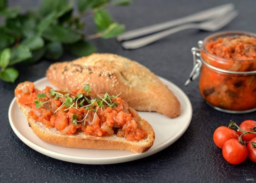 """Салат """"Манжо"""" готов, приятного аппетита!"""