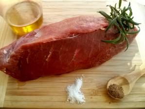 Ростбиф из говядины классический рецепт - фото шаг 1