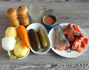 """Рыбный суп """"Калья"""" - фото шаг 1"""