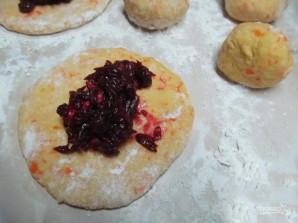 Пирожки со свеклой - фото шаг 6