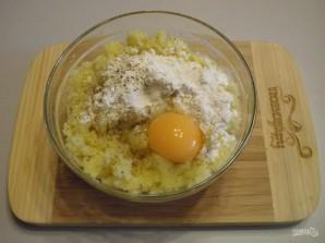 Картофельные зразы с грибами - фото шаг 6