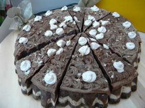 """Торт """"Шоколадное наслаждение"""" - фото шаг 7"""