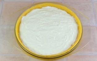 Пирог с творогом и вишней - фото шаг 10