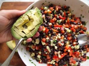 Салат из фасоли красной - фото шаг 5