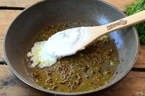 Марвари блюдо - фото шаг 4