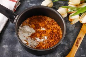 Домашняя шоколадная паста без яиц - фото шаг 3