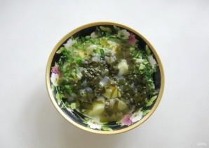 Холодный щавелевый суп - фото шаг 10