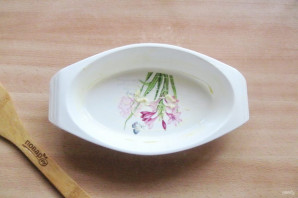 Омлет с брокколи и грибами - фото шаг 8