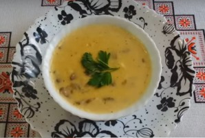Плавленный сыр с грибами - фото шаг 5