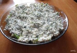 Салат с копченой курицей - фото шаг 7