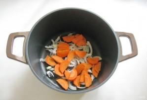 Тефтели с кабачками и баклажанами в соусе - фото шаг 4