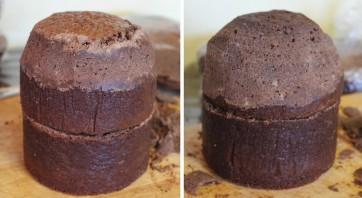 Торт на день рождения мальчику 4 года - фото шаг 2
