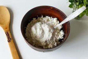 Суп с творожными клецками - фото шаг 6