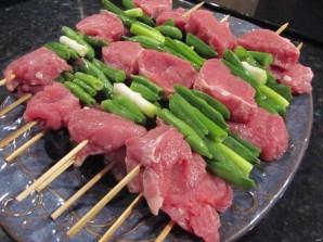 Шашлык из вырезки свинины - фото шаг 1