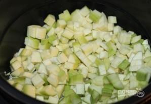 Овощное рагу с капустой в мультиварке - фото шаг 2