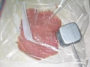 Мясо по-швейцарски - фото шаг 3