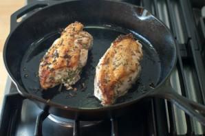 Куриные бедра с розмарином - фото шаг 3