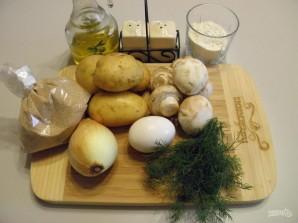 Картофельные зразы с грибами - фото шаг 1