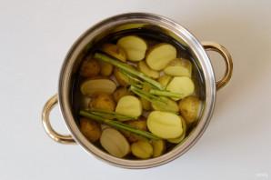 Картофельный салат от Джейми Оливера - фото шаг 4
