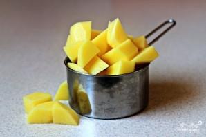 Картофель с молоком - фото шаг 1
