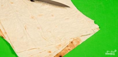 Пирог из армянского лаваша - фото шаг 4