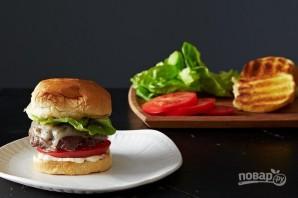 Домашние гамбургеры (простой рецепт) - фото шаг 5