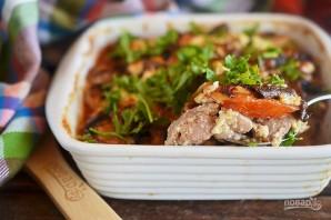 Мясо по-купечески в духовке - фото шаг 10