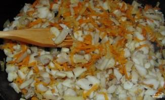 Грибной суп с вермишелью - фото шаг 1