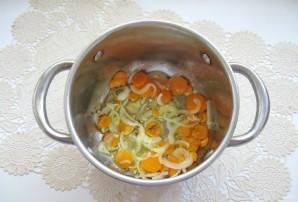 Судак в томатном соусе - фото шаг 3