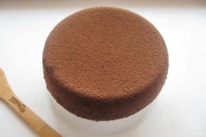 Шоколадный шифоновый бисквит - фото шаг 14